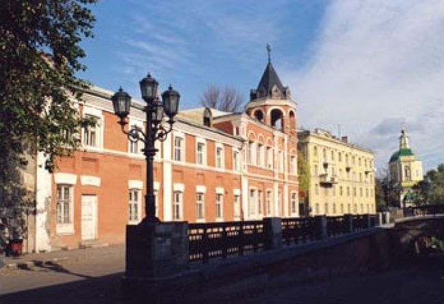 Voronezh Stone Bridge